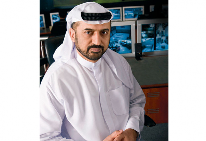 Dr Abdulla Al Hashimi is responsible for overseeing the most secure valuable handling facility in the region.