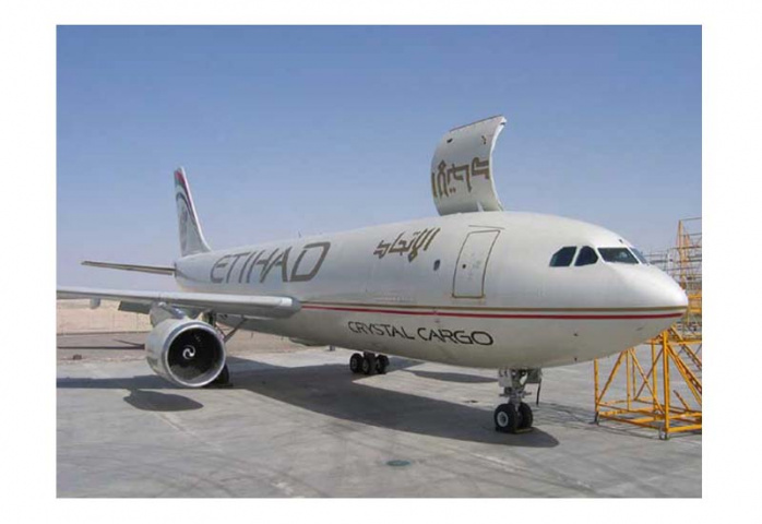 Etihad continues to outsource ULD management.