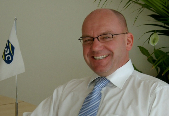 Dan Hjalmarsson, GAC Middle East.