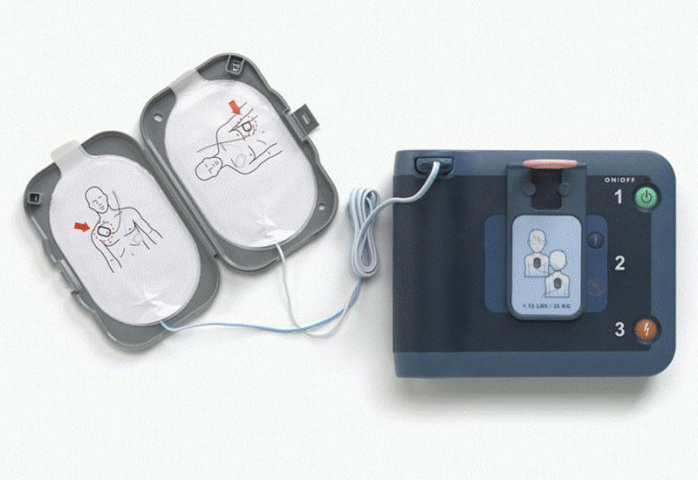 Defibrillators will improve passenger health and safety, says Gulf Air.