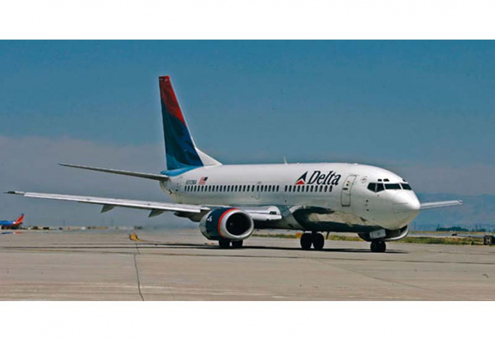 NEW FLEET: Last year, Delta Air Lines expected to receive 13 Boeing 757s, while an order for eight additional 777-200LRS was placed.