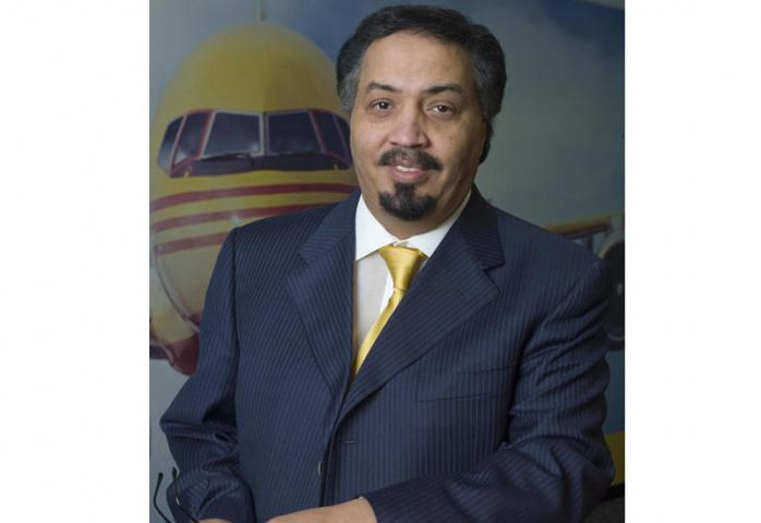NOUR SULIMAN: DHL is opening more KSA service centres.