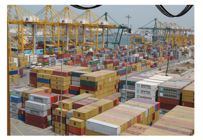 JEBEL ALI: Faster operations with automated gates.