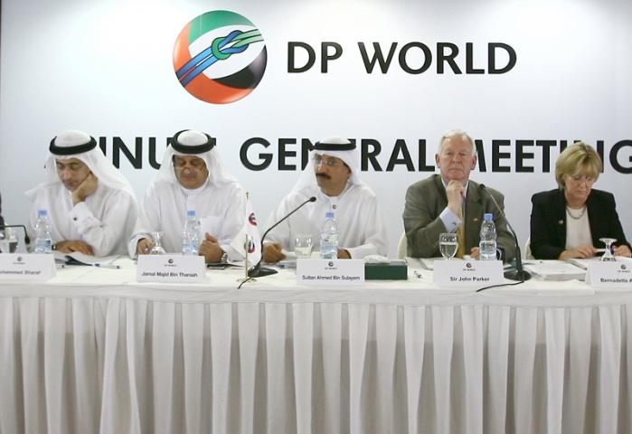 Dp world, Shares, NEWS, Ports & Free Zones