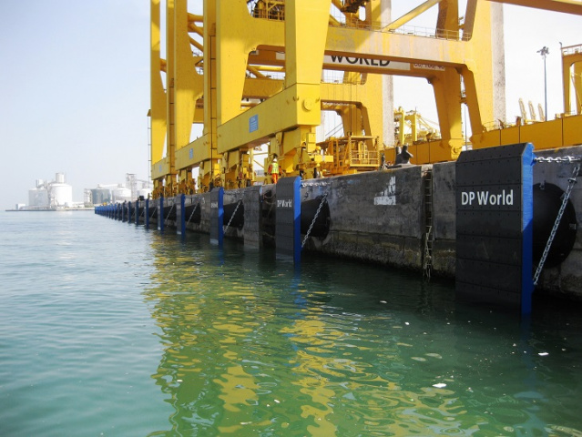Dubai's DP World has sent a delegation to Iran to asses investment opportunities potentially reaching US $1-billion.