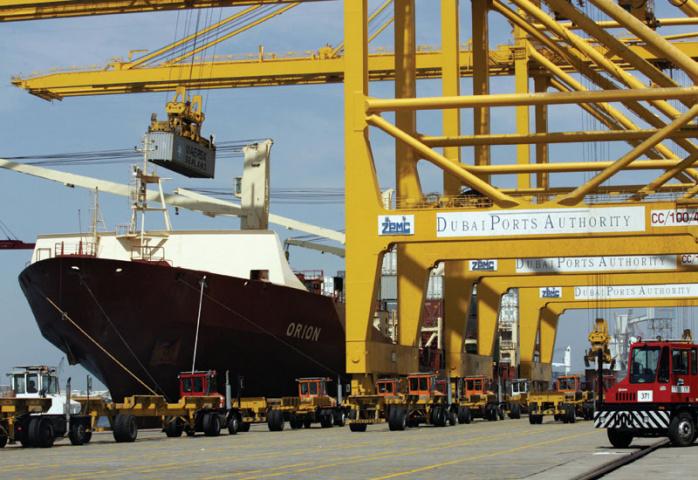 Dubai, Logistics, Middle east, Ports, NEWS