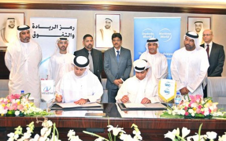 Dubai Drydocks World, NEWS, Ports & Free Zones