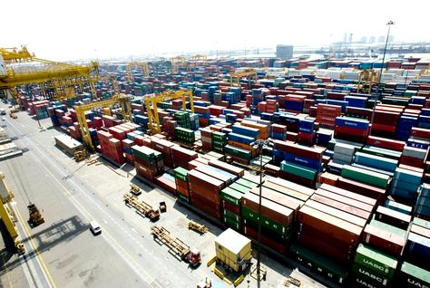 Kuwait's disputed container port is scheduled for completion in 2016. (Picture for illustration purposes only)