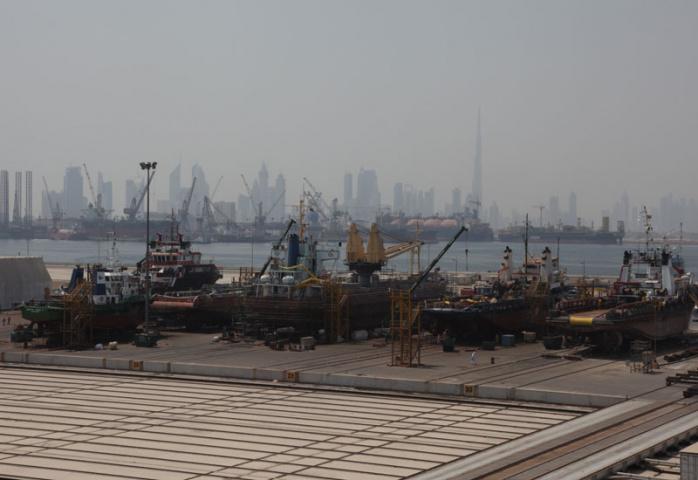 Dubai maritime city authority, Uae, NEWS