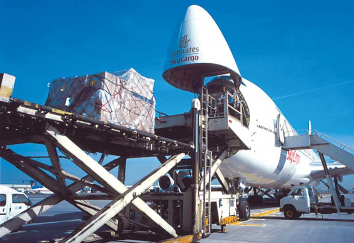 SkyCargo's move to a new home is going as planned.