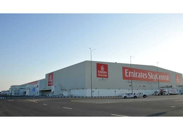 Emirates SkyCentral has shipped its 35,000th tonne of Cool Chain cargo since opening earlier this year.