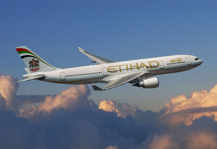 Etihad hopes to get its Heathrow flights back on track today.