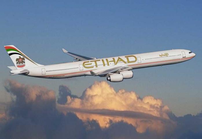 Earn air miles when you send cargo with Etihad.