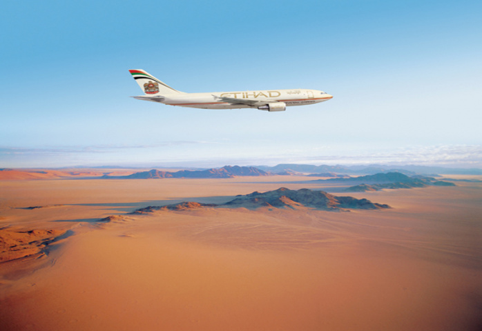 SOARING DEMAND: Etihad adds more capacity to India.