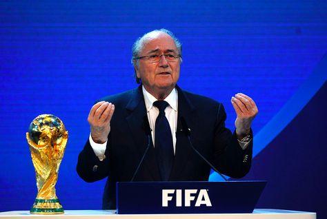FIFA President Sepp Blatter has refused calls to step down