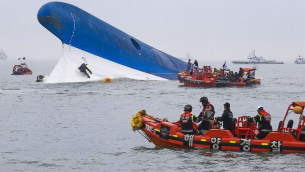 Flooding was identified as the leading cause of the loss of a Japanese ferry MV Sewol on 16 April 2014, 304 people, most of them school children, were