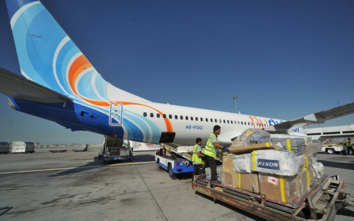 Flydubai, Logistics, NEWS