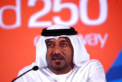 Sheikh Ahmed bin Saeed Al Maktoum, chairman of Dubai Civil Aviation Authority and chairman of Emirates Group (file photo).