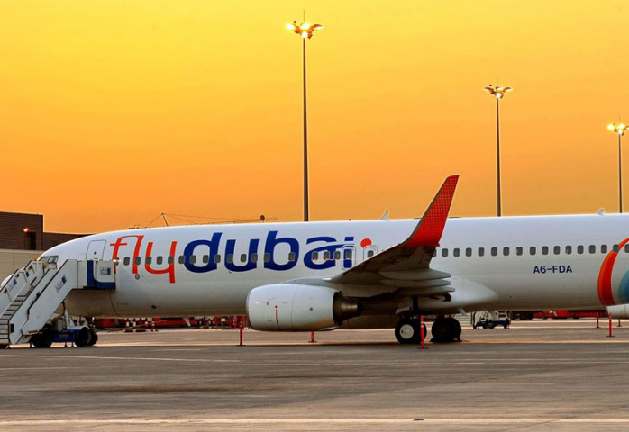 flydubai has denied reports that one of its planes was hijacked over Iran.