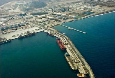 Port of fujairah, Uae, Sulphur, IMO 2020, Scrubbers