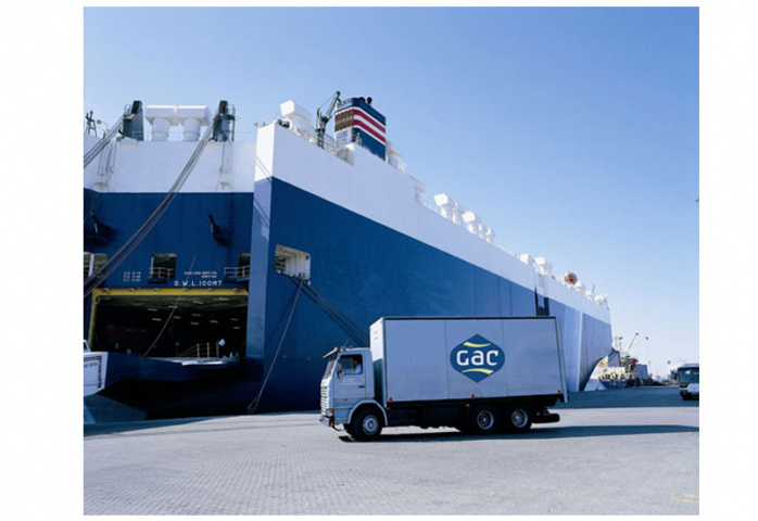 GAC will transport garments to nine Marks & Spencer retail outlets.