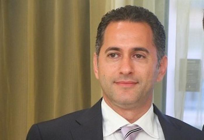 Mustapha Kawam, Managing Director - Gulf States, Globe Express
