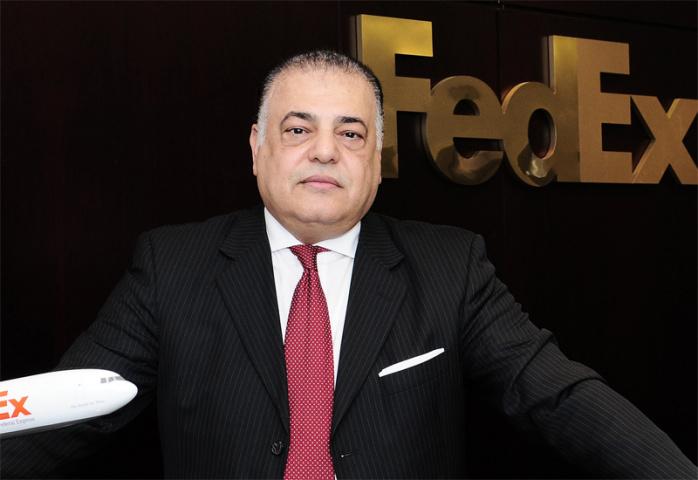 Hamdi Osman, FedEx.