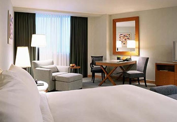 Hyatt Regency Incheon -- a popular hotel for a popular airport.