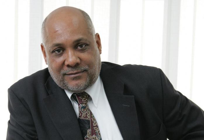 Africa West's new chairman Issa Baluch