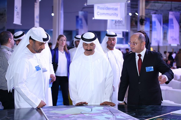 Sultan Ahmed Bin Sulayem unveils a light industrial warehouse complex
