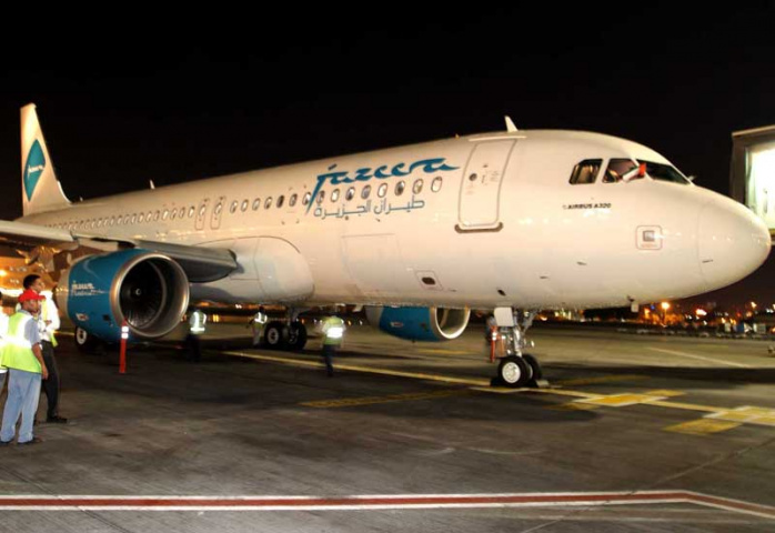 Leasing appears to be working for Jazeera Airways.