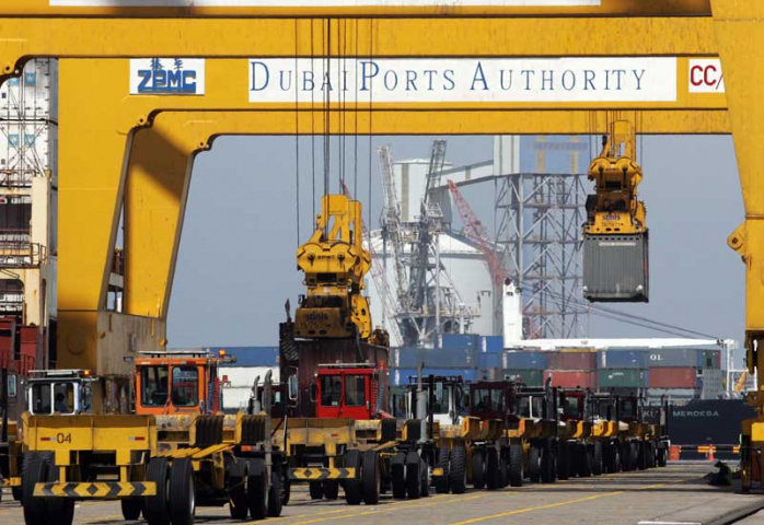 Growth, Infrastructure, Jebel ali port, Project cargo, NEWS