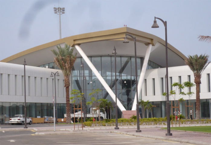 A view of Jet Aviation's new premises in Jeddah.