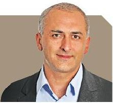 Kaveh Taghizadeh, VP Middle East at BrainNet Supply Management Consultants.
