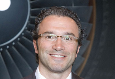 FRANCO NANNA: A member of Cargolux's new 'Keepcool' team, aimed at optimising cool chain processes.