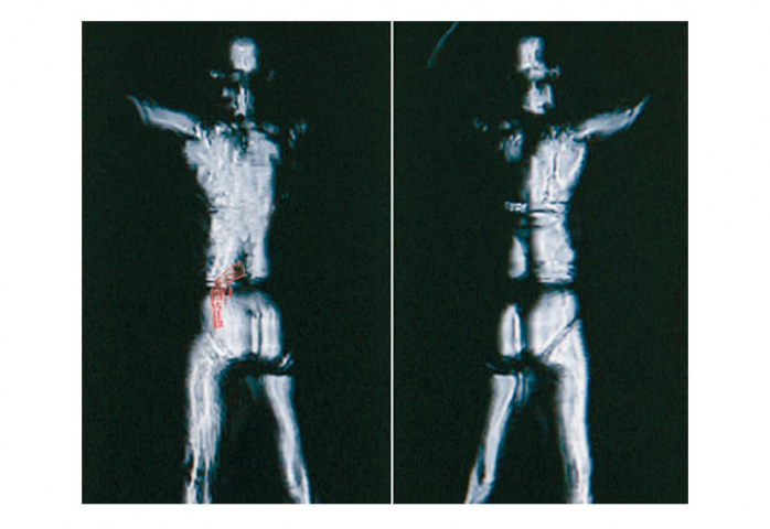 WHOLE BODY IMAGING: Provides officers with another tool to enhance security at airports.