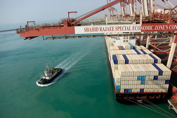 Shahid Rajaee Port, Iran's largest commercial port at Bandar Abbas, is seeing a surge in new service rotations.