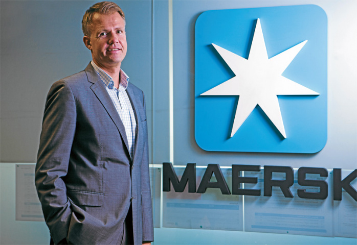 Nielsen: The Middle East and Gulf region is very important for Maersk Line.