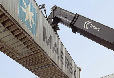 Maersk Logistics will operate as a more independent business unit within the A.P. Moller - Maersk Group?s container activities.