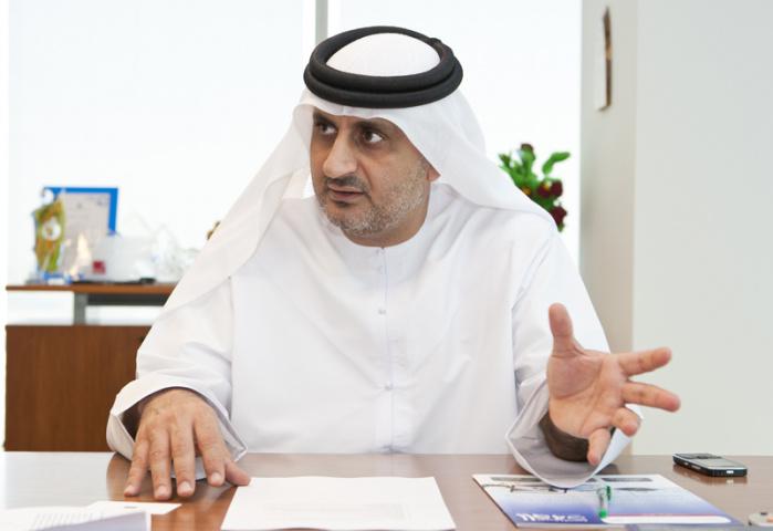 Mahmood Bastaki, CEO of Dubai Trade.