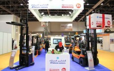 Material handling, Materials handling middle east, Material Handling Middle East 2015