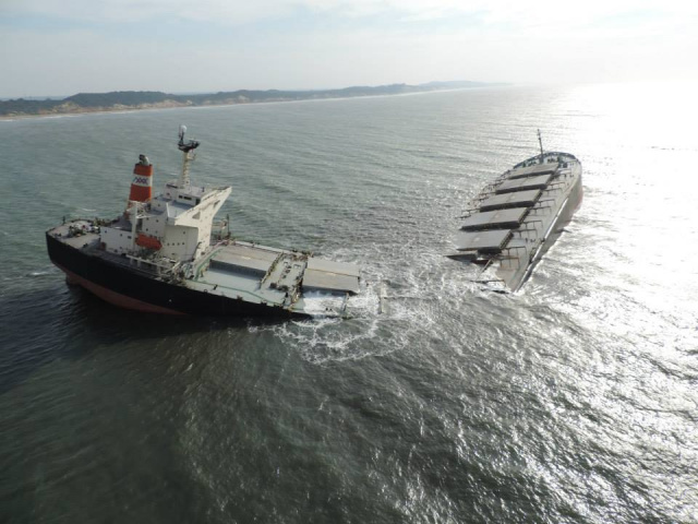 Mechanical failure accounts for the least number of vessel losses, but can be the lead cause of all four already mentioned.