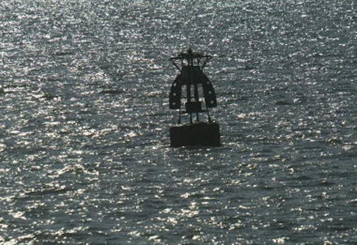 New navigation buoys will enhance night vision at QICT (Picture for illustrative purposes only)