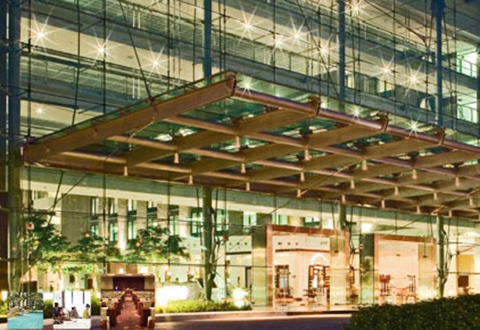 Novotel Suvarnabhumi claims the largest hotel lobby in the world.