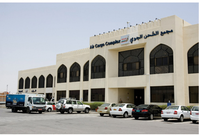 Expanding hub: The next few years will see expansion of freight facilities at Muscat International Airport, which will be able to handle 200,000 tonne