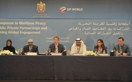 Abu dhabi ports company, Counter-Piracy conference, Dp world, UAE Ministry Foreign Affairs, NEWS