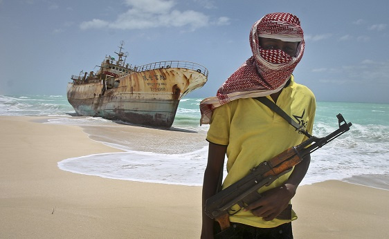 There has been a sharp increase in pirates attacks in Q1 of 2015