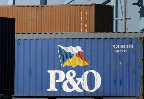 P&O: Bringing its experience to the Middle East.