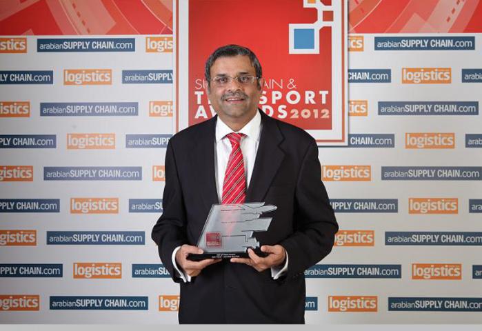 Ram Menen, senior VP cargo at Emirates Skycargo
