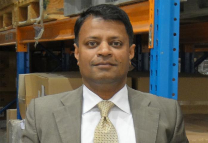 Ranjeev Menon, Gulf Warehousing Company.